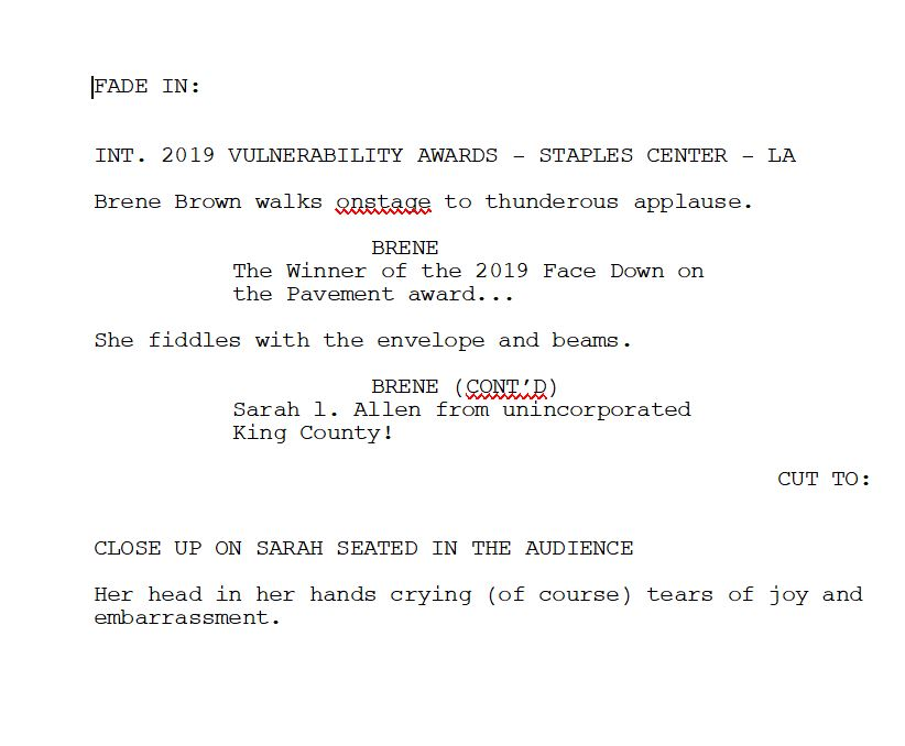 Vulnerability Award